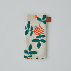 Jenny Sibthorpe Rowan Berry Glasses Case
