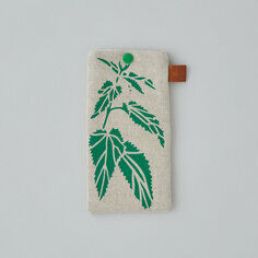 Jenny Sibthorpe Nettles Glasses Case
