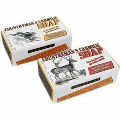 Countryman\'s Exfoliating Carbolic Soap