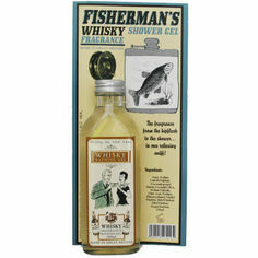 Fisherman's Whisky Shower Bathing Gel