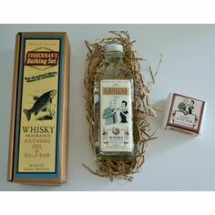 Fisherman's Whisky Fragrance Bathing Gift Set