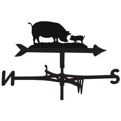Pigs Weathervane