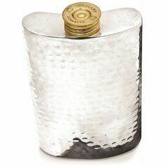 Large Cartridge Hip Flask