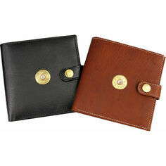 Hicks & Hide Shotgun Certificate Holder Wallet
