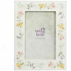 Wildflower Standing Photo Frame