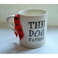 Sweet William Dog Father Mug