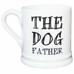 Sweet William Dog Father Mug