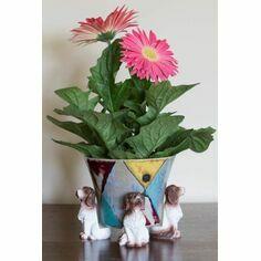 Jardinopia Springer Spaniel Plant Pot Feet
