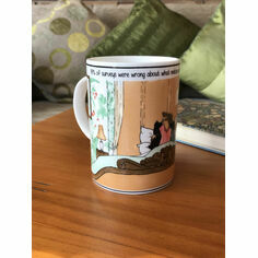 Tottering By Gently 99% Of Surveys China Mug