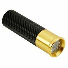 Pinder Bros Ltd Black Shotgun Cartridge Torch in Presentation Box