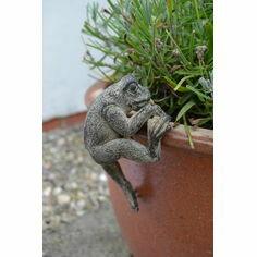 Frog Pot Hanger