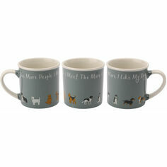 Paws For Thought 'The More People I Meet' Mug