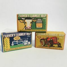 Farmer\'s Exfoliating Carbolic Hand Soap 200g