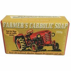 Farmer's Exfoliating Carbolic Soap