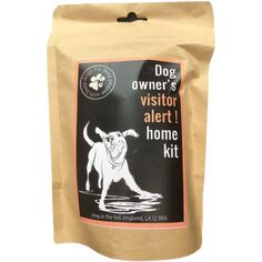 Dog Owner's Visitor Alert! Home Kit