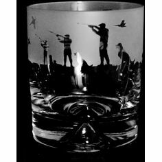 Animo Glass Shooting Scene Whisky Tumbler