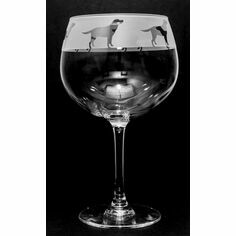 Animo Glass Labrador Gin Balloon Glass