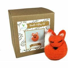 Baby Fox Felting Kit