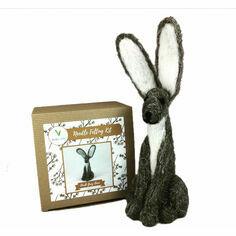 Hare Felting Kit