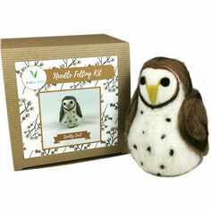 Spotty Owl Felting Kit