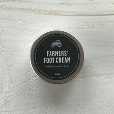 Farmers' Mini Foot Cream 30ml