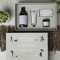 Sweet William Dog Walkers Revival Kit