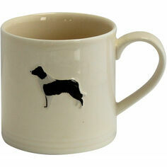Bailey & Friends Border Collie Cream Mug