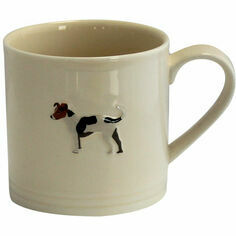 Bailey & Friends Jack Russell Cream Mug
