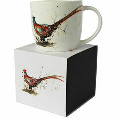 Meg Hawkins Bone China Pheasant Mug