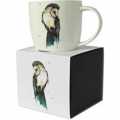 Meg Hawkins Bone China Owl Mug
