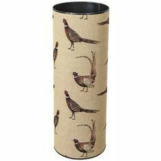 Hines of Oxford Country Pheasants Umbrella Stand