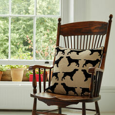 The Labrador Company Eaton Spaniel Cushion