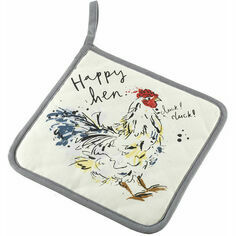 Happy Hen Pot Holder