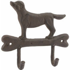 Labrador Double Wall Hook