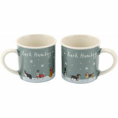 Paws For Thought Bark Humbug Mug