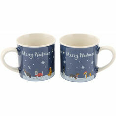 Paws For Thought Merry Woofmas Mug
