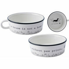 Woof & Whiskers Dog Bowl