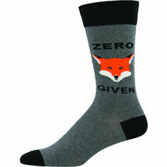Men\'s Zero Fox Given Socks