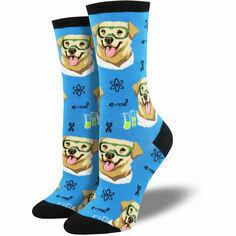 Pair of Ladies Science Lab Socks