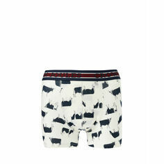Joules Crown Joules White Cows Boxers
