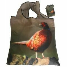 Country Matters Pheasant on Wall Fold Away Bag