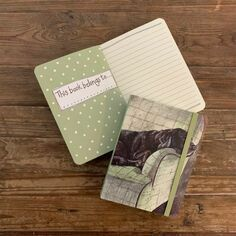Alex Clark Buddy Small Chunky Notebook