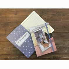Alex Clark Canine Cleaning Services Large Chunky Notebook