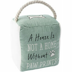 Paws For Thought Dog Door Stop