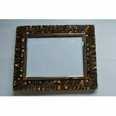 Luxury Pheasant Feather Photo Frame