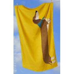 Dachshund Sausage Dog Towel