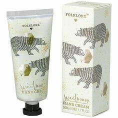 Wild & Wolf Folklore Sweet Honey Hand Cream