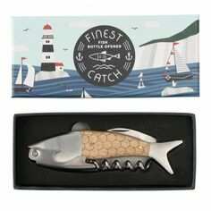 The Finest Catch Fish Bottle Opener