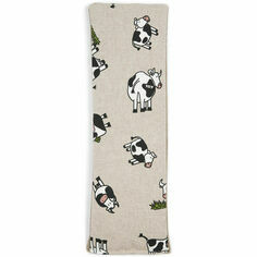 The Wheatbag Company Microwavable Wheat Bag Lavender Body Wrap - Cows