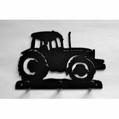 3 Hook Key Rack - Tractor